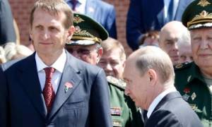 Ρωσία: Αλλαγή στον επικεφαλής των μυστικών υπηρεσιών εξωτερικού