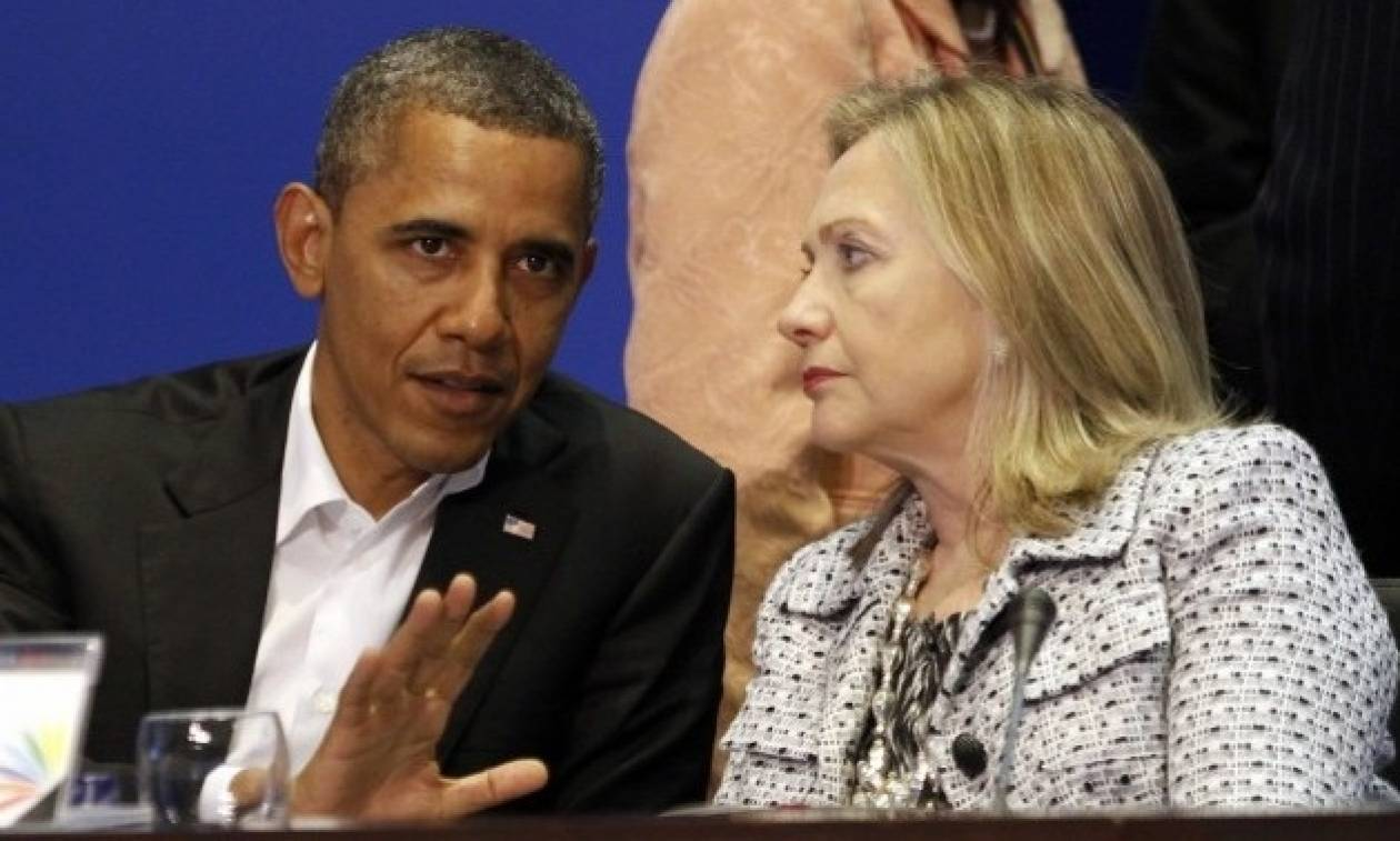 Συμβουλές Ομπάμα προς Χίλαρι για την τηλεοπτική αναμέτρηση με τον Τραμπ: Να είσαι ο εαυτός σου
