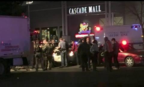 Συναγερμός στις ΗΠΑ: Πέντε νεκροί από πυρά σε εμπορικό κέντρο στο Μπέρλινγκτον (pics)