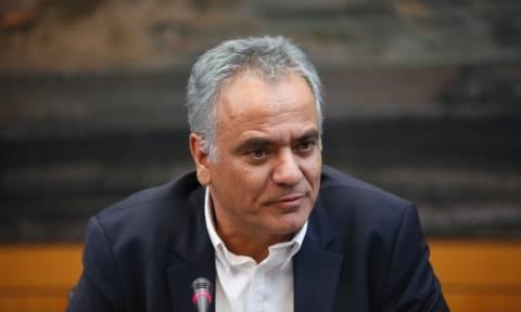 Αιχμές Σκουρλέτη κατά του προέδρου του ΤΑΙΠΕΔ