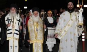 Εορτασμός της Παναγίας Μυρτιδιωτίσσης στον Άλιμο