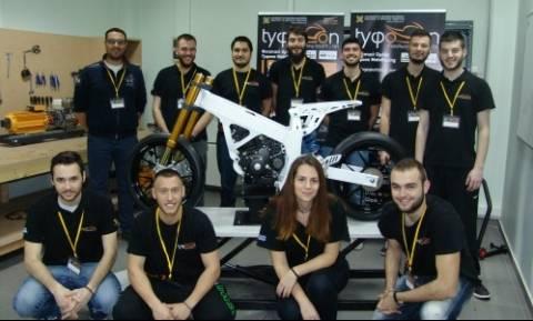 Το πρώτο ελληνικό αγωνιστικό Moto GP-3 από φοιτητές του Πολυτεχνείου Κοζάνης