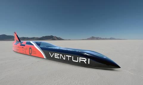 Έσπασε το παγκόσμιο ρεκόρ ταχύτητας
