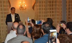 ΗΠΑ: Τι έκανε ομογενής και «στρίμωξε» τον Τσίπρα