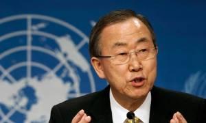 Μπαν Κι- μουν: Συγκλονισμένος από την τρομακτική στρατιωτική κλιμάκωση