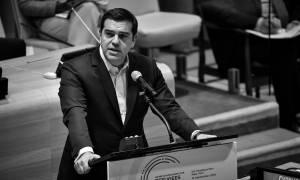 Ο Τσίπρας «πουλάει» πόλεμο: Θέλουν να μας ρίξουν τα συμφέροντα