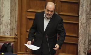 Επιμένει ο Αλεξιάδης: Ο ακατάσχετος λογαριασμός θα προχωρήσει