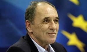Εμφανή σταθεροποίηση της οικονομίας διαπιστώνει ο Γιώργος Σταθάκης