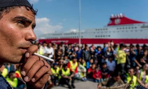 Ο Έλληνας φωτογράφος του Al Jazeera