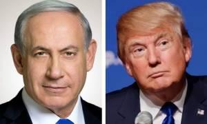 Ο Τραμπ βάζει «φωτιά» στη Μέση Ανατολή: «Η Ιερουσαλήμ αδιαίρετη πρωτεύουσα του Ισραήλ»