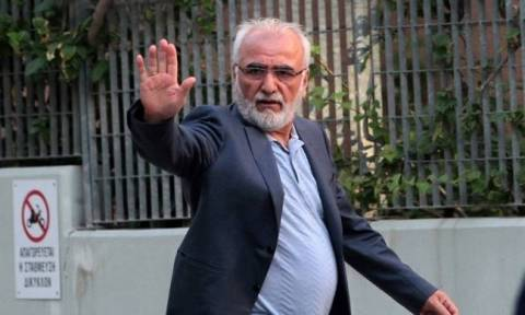 Savvidis is next on the list after Kalogritsas' withdrawal