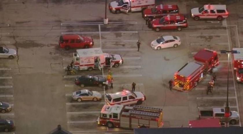 Πανικός στο Χιούστον: Πυροβολισμοί σε εμπορικό κέντρο - Τουλάχιστον 6 τραυματίες (pics+vid)