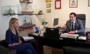 Ο Άδωνις Γεωργιάδης στο Newsbomb.gr: Φιάσκο ο διαγωνισμός των αδειών - Να πάει σπίτι του ο Τσίπρας