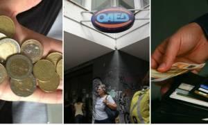 За годы кризиса минимальная зарплата в Греции снизилась на 19%