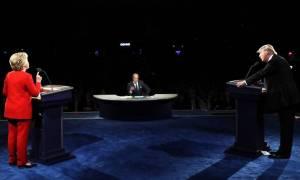 Εκλογές ΗΠΑ 2016: Το debate, οι πρωταγωνιστές, ο νικητής