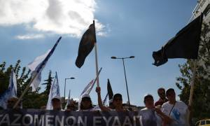Ξεσηκωμός εργαζομένων για την ένταξη των ΔΕΚΟ στο Υπερταμείο - Συλλαλητήριο στην Αθήνα
