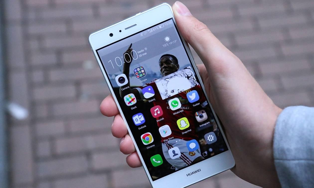 Το Huawei P9 lite και ο Γιάννης Αντετοκούνμπο ανατρέπουν τα δεδομένα