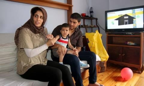 Θεσσαλονίκη: Στέγη για 27 πρόσφυγες στο πλαίσιο του προγράμματος «React»