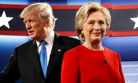 Ο διεθνής Τύπος για την τηλεμαχία Χίλαρι-Τραμπ: Ποιος κέρδισε την πρώτη μάχη