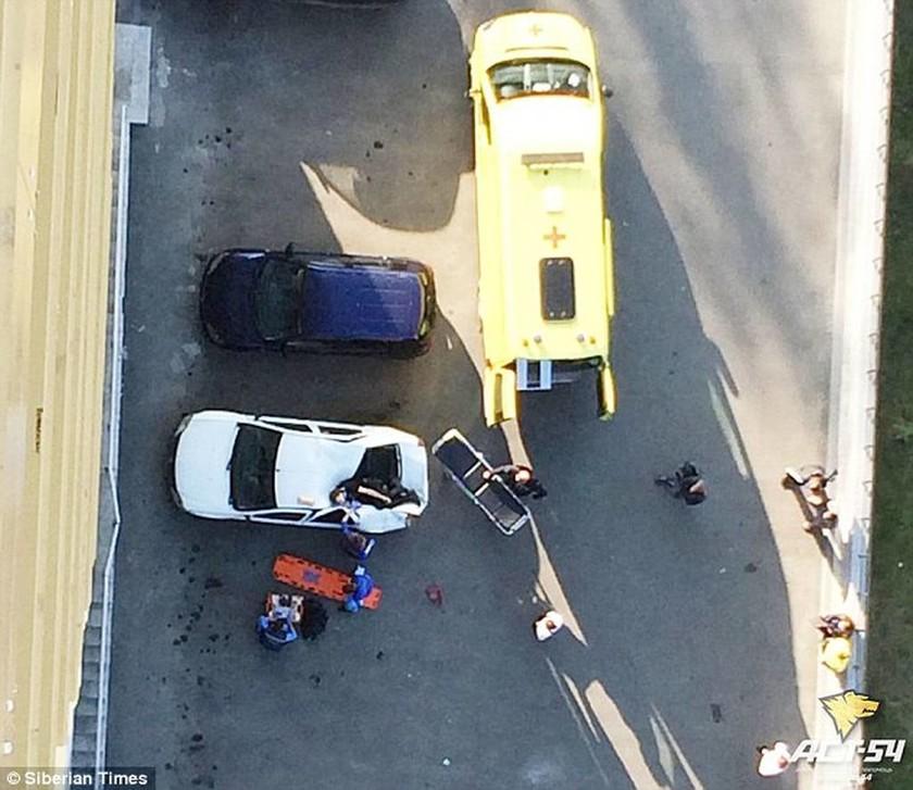 Είχε την τύχη με το μέρος του! 16χρονος έπεσε από τον 23ο όροφο… και επέζησε (pics)
