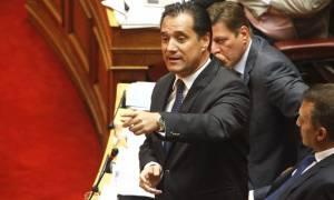 Χαμός στην Ολομέλεια της Βουλής: Γεωργιάδης σε Σκουρλέτη «Είστε πολιτικοί απατεώνες και ανθρωπάκια»