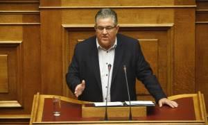 Βουλή - Κουτσούμπας: Η κυβέρνηση ΣΥΡΙΖΑ - ΑΝΕΑ συνεχίζει την αντεργατική επίθεση