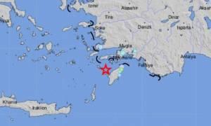 Σεισμός στη Ρόδο: Κουνήθηκαν από την Κρήτη μέχρι την Τουρκία