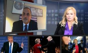 Mάικλ Καρλούτσος στο CNN Greece: Ο Τραμπ θα είναι ο νέος πρόεδρος των ΗΠΑ