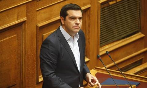Τσίπρας: Δεν θα επιτρέψουμε σε κάποιους να καλύψουν τη χώρα στο σκοτάδι (vid)