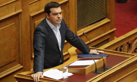 The second programme review will be concluded on time, PM Tsipras says