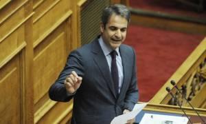 Μητσοτάκης: Στόχος του Τσίπρα να διχάσει – Στόχος δικός μας να ενώσουμε (vid)