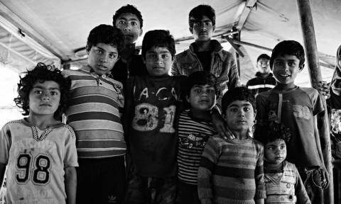 Οκτώ στα δέκα προσφυγόπουλα ανεμβολίαστα για ηπατίτιδα Α και Β