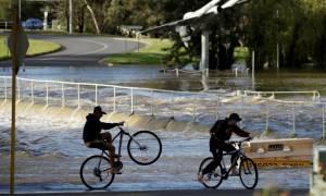 Μπλακ-άουτ στη νότια Αυστραλία μετά από σφοδρή καταιγίδα (vid)