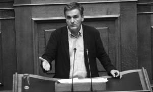 Η ελάφρυνση του ελληνικού χρέους στην ατζέντα του Τσακαλώτου στο Λουξεμβούργο