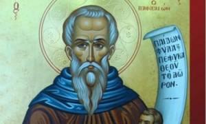 H Κάρα του Αγίου Στυλιανού για πρώτη φορά στην Αθήνα