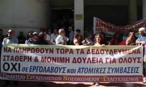 Προσλήψεις υγειονομικών και διετείς συμβάσεις για την καθαριότητα ανακοίνωσε ο Πολάκης