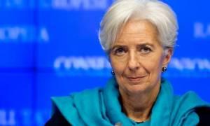 Λαγκάρντ: Δυσοίωνες οι προβλέψεις του ΔΝΤ για την Ευρωπαϊκή ανάπτυξη