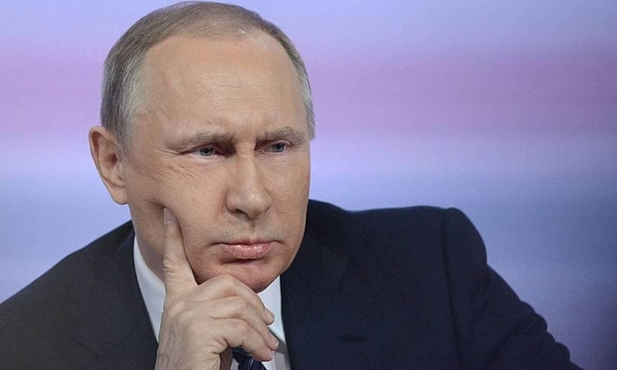 Επίσημη επίσκεψη στην Τουρκία προγραμματίζει ο Πούτιν