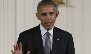 Ομπάμα για Συρία: Η Αμερική πρέπει να κάνει «ορθολογική» χρήση του στρατού