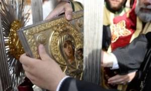 Η Μεσσήνη αποχαιρέτησε...την Παναγία Βουλκανιώτισσα