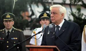 Ο Πρόεδρος της Δημοκρατίας τίμησε τους πεσόντες ήρωες στο Δοξάτο Δράμας