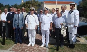Πολεμικό Ναυτικό: Ετήσιο Μνημόσυνο Πεσόντων Υποβρυχίου ΠΡΩΤΕΥΣ