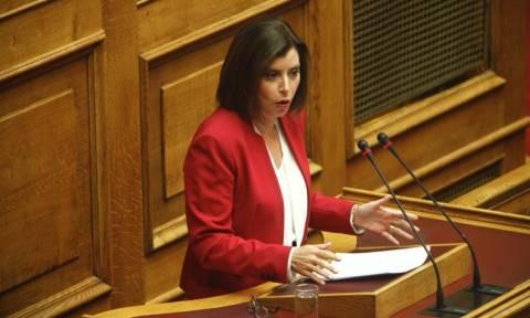 Άρση της ασυλίας της Άννας Μισέλ Ασημακοπούλου ζητά η Εισαγγελία Ιωαννίνων