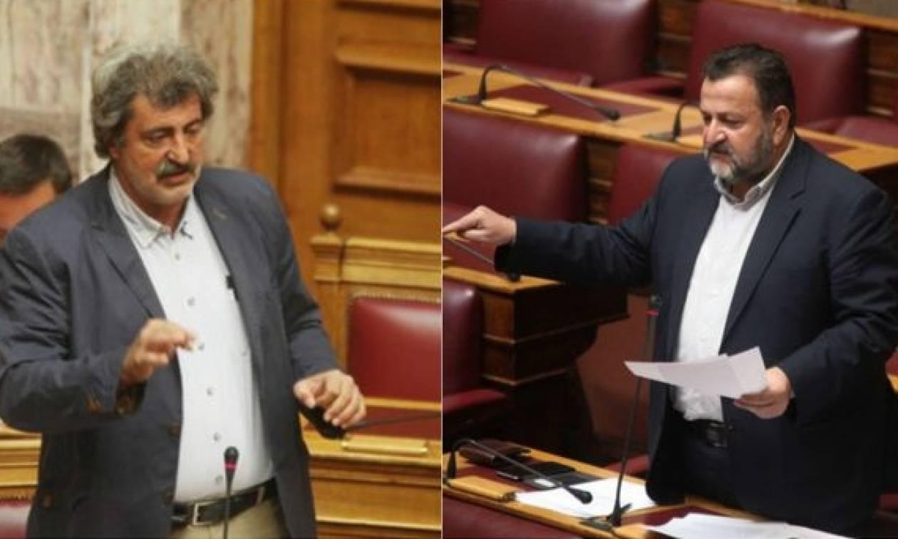Χαμός στη Βουλή: Παραλίγο να πιαστούν στα χέρια Πολάκης και Κεγκέρογλου (vid)
