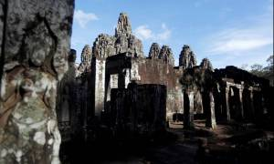 Bayon: Ο «χαμογελαστός» ναός στην Καμπότζη