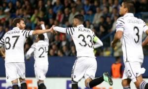 Σλόβαν Λίμπερετς-ΠΑΟΚ 1-2: Απόδραση...πρόκρισης με Κλάους!