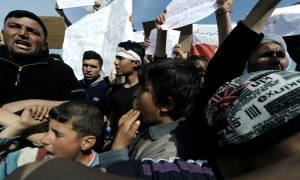 Μαχαιρώματα μεταξύ προσφύγων στο Ωραιόκαστρο – Ένας τραυματίας