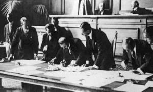 Τι προβλέπει η συνθήκη της Λωζάνης που αμφισβητεί ο Ερντογάν