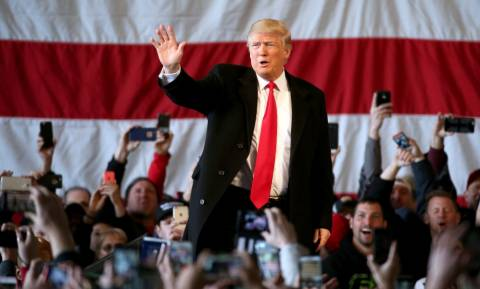 Εκλογές ΗΠΑ 2016 - USA Today: Μην ψηφίσετε τον επικίνδυνο δημαγωγό Τραμπ