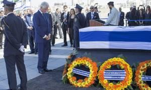 Δεκάδες ξένοι ηγέτες καταφθάνουν στον Ισραήλ για την κηδεία του Σιμόν Πέρες (Vid)